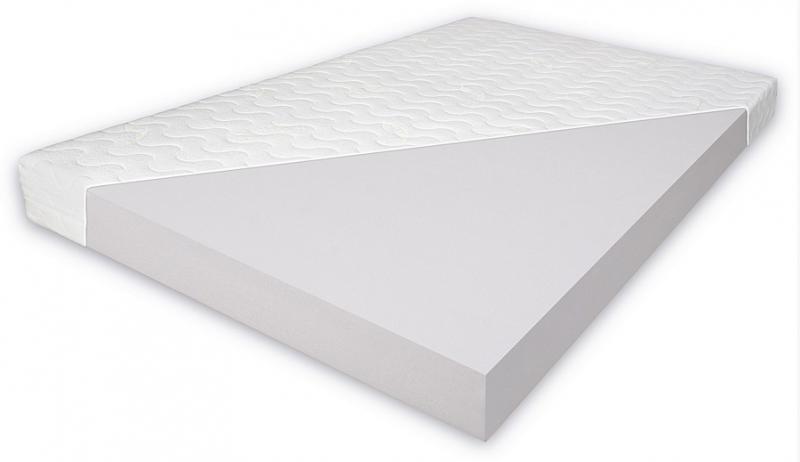 Pěnová matrace LUX - 200x90x8cm - Pěnová matrace 90x200  tloušt´ka 8 cm.