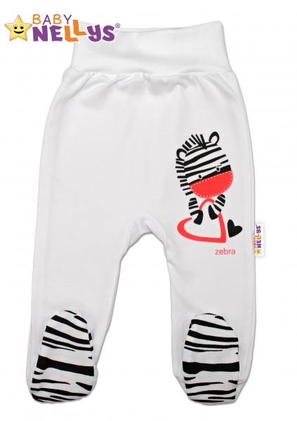 Bavlněné polodupačky ZEBRA Baby Nellys ®
