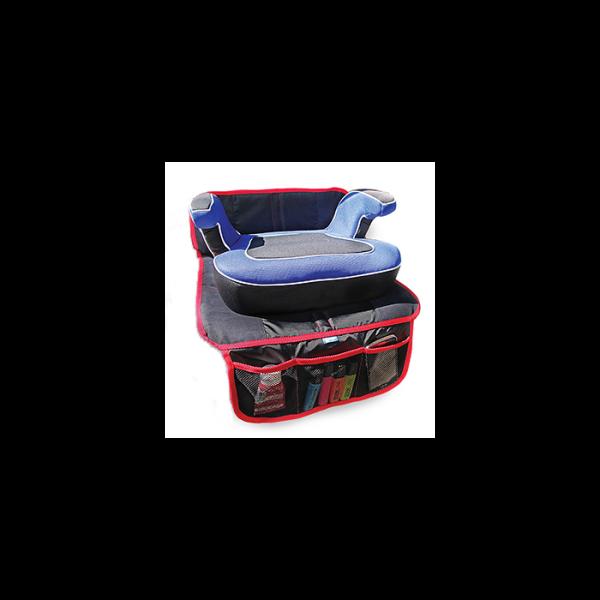 Chránič potahů sedadel do auta - pod autosedačku (210354, barva: černá)
