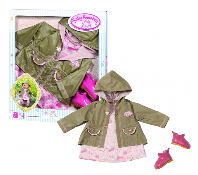 Oblečení Baby Annabell vycházková souprava