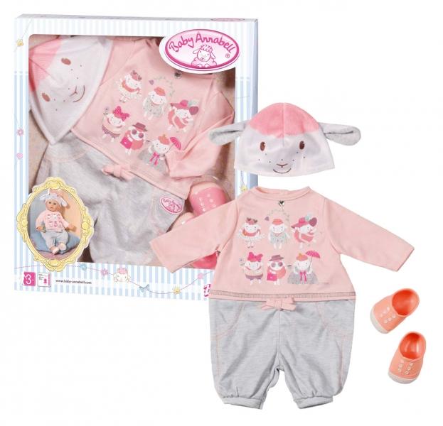 Oblečení Baby Annabell souprava pro volný čas