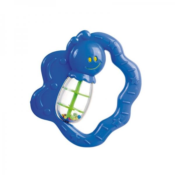 Chrastítko Motýl Canpol Babies - modré