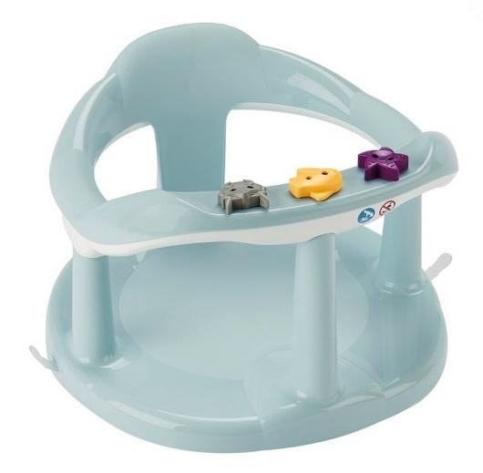 Thermobaby sedátko do vany Aquababy - mátové