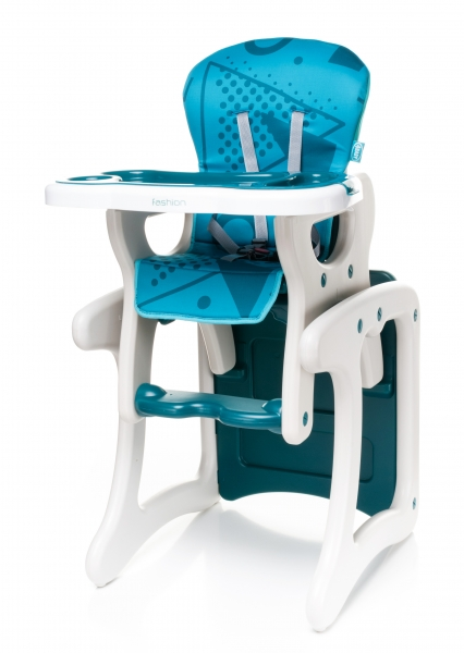Jídelní stoleček  4 Baby Fashion 2017 -  tyrkys