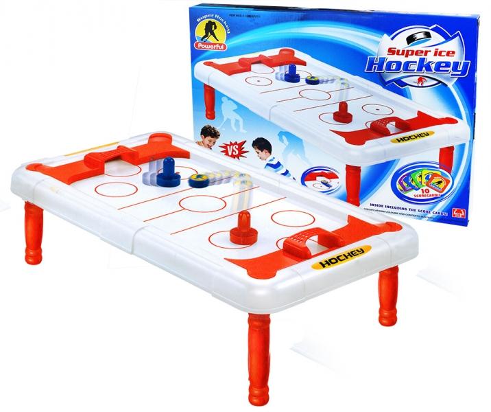 Hra vzdušný hokej / air hockey