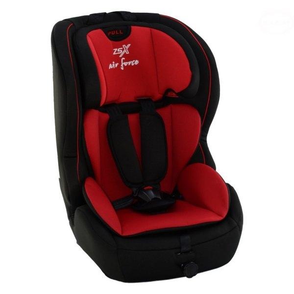 Autosedačka ZSX ISOFIX 9-36kg - červená (ZSX ISOFIX 9-36kg - červená, EB519R)