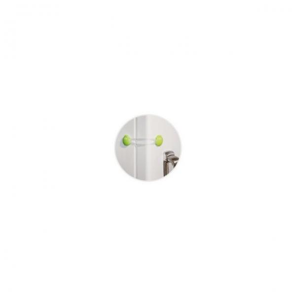 Multifunkční uzávěr dlouhý Canpol Babies - 2 ks - zelený
