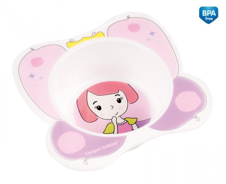 Mistička Canpol Babies - Víla - růžová