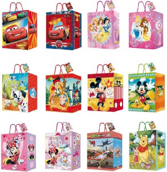 Rappa Dárková taška Disney 12 druhů