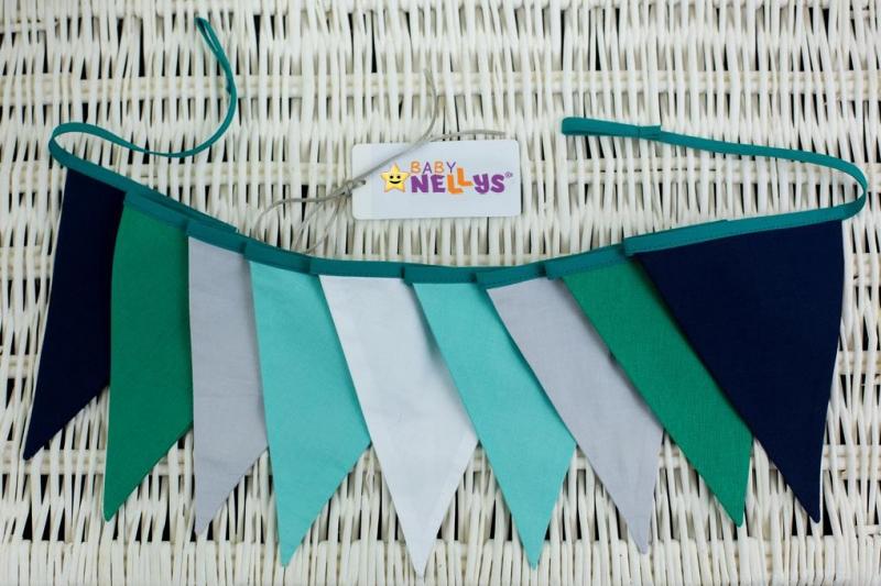 Ozdobná girlanda Baby Nellys ®- č. 07