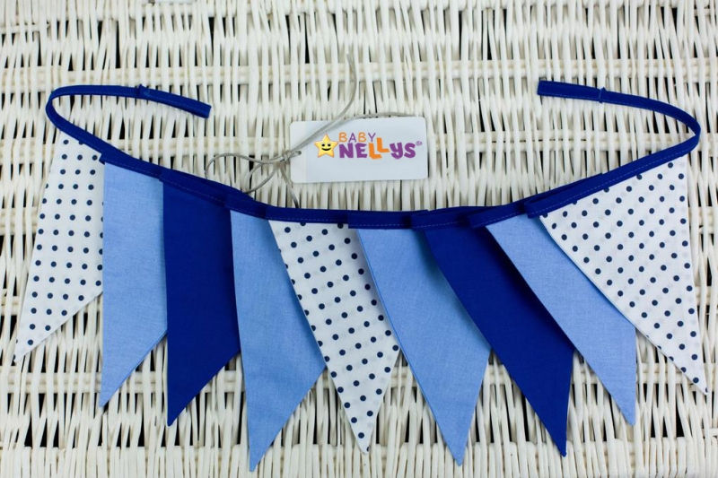 Ozdobná girlanda Baby Nellys ®- č. 17