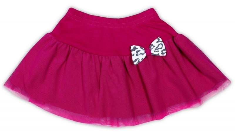 Tutu suknička NICOL GEPARDÍK - růžová