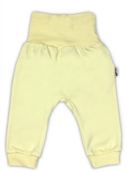 Bavlněné tepláčky NICOL - žlutá