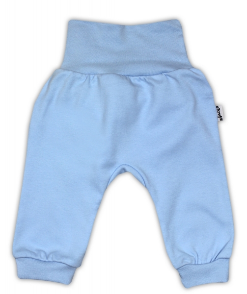 Bavlněné tepláčky NICOL - modrá