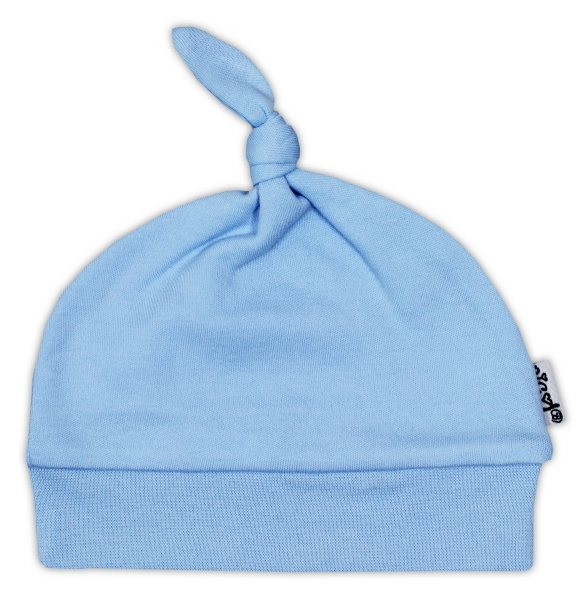 Čepička NICOL - modrá, Velikost: 62 (2-3m)