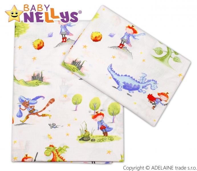 Bavlněné povlečení Baby Nellys ® Princ