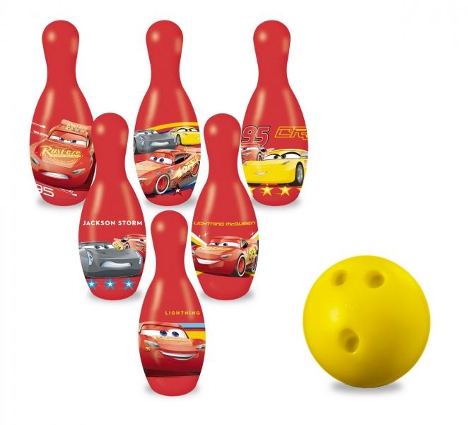 Kuželky/bowling Cars