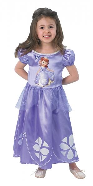 Karnevalový kostým Disney Sofie První Classic, vel. XS