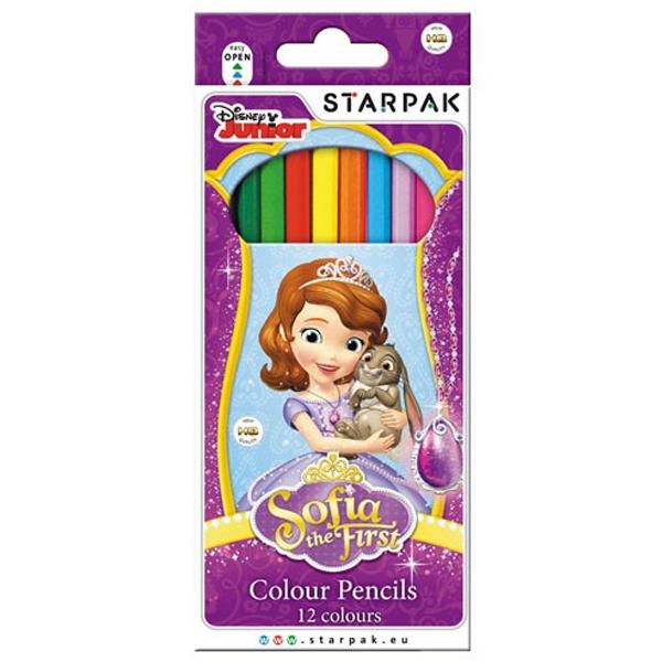 Pastelky Sofie První, 12 barev