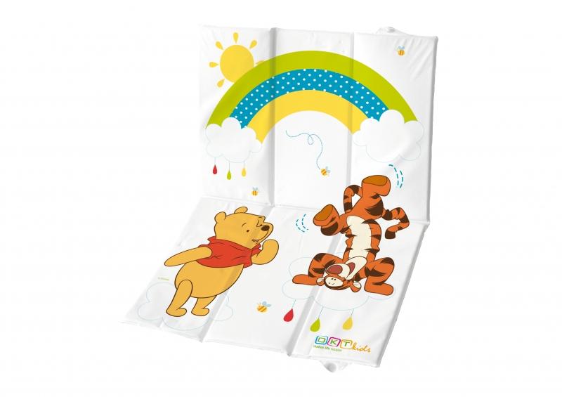 Keeeper Přebalovací podložka na cesty  Medvídek PÚ