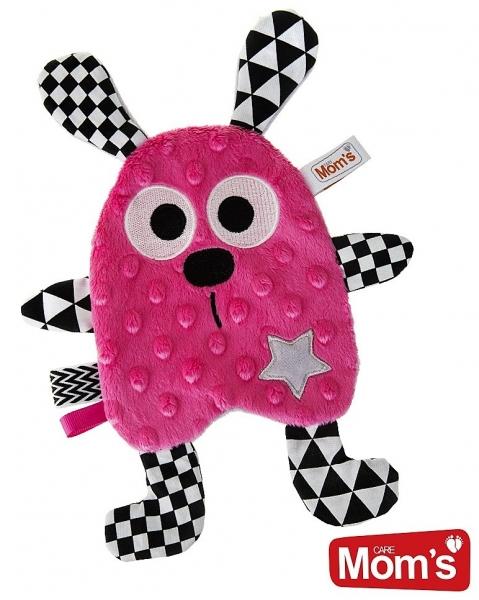 Hencz Toys Edukační hračka Hencz SKŘÍTEK - MINKY - růžová