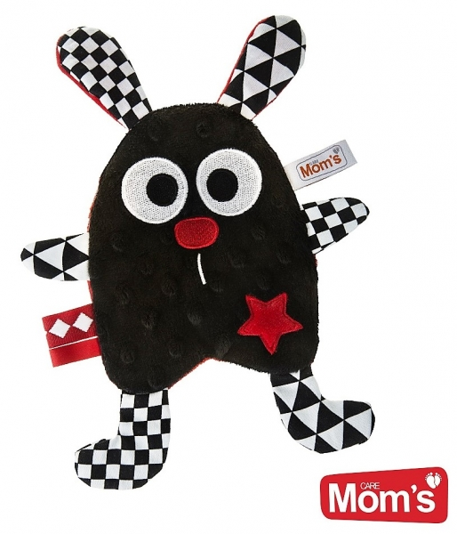 Hencz Toys Edukační hračka Hencz SKŘÍTEK - MINKY - černý