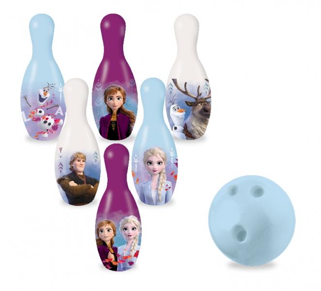 Kuželky/bowling FROZEN - Ledové království