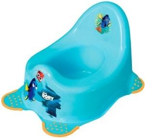 Keeeper Nočník Hledá se Dory s protiskluzem - modrý