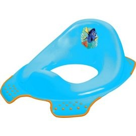 Adaptér - treningové sedátko na toaletu Hledá se Dory - modrý (Motivy Finding Dory se mohou lišit)