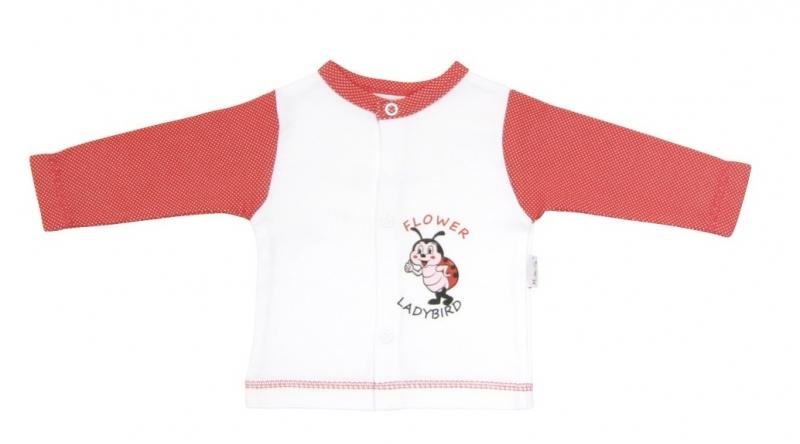 Bavlněná košilka Mamatti - Brouček v létě, Velikost: 80 (9-12m)