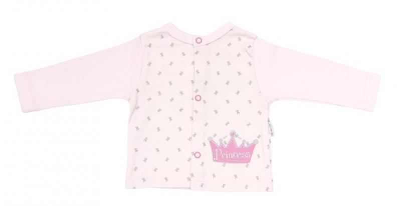 Bavlněná košilka Mamatti - Princezna
