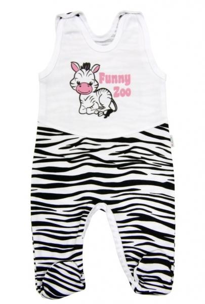Dupačky Mamatti - Zebra v ZOO