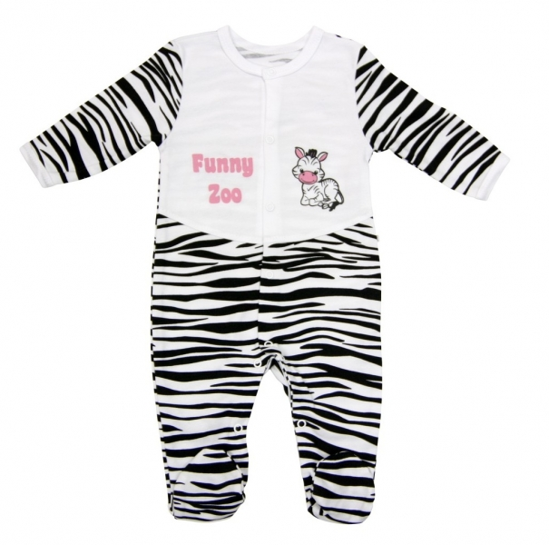 Overálek Mamatti - Zebra v ZOO