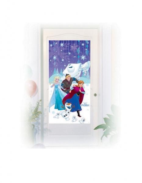 Dekorace Frozen 150x75 cm