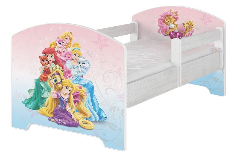 BabyBoo Dětská postel Disney - Palace Pets, D19
