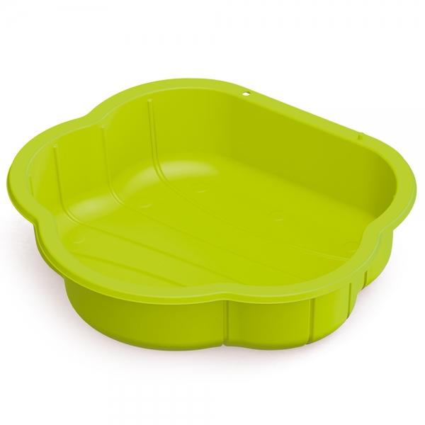 Pískoviště, bazének s krytem - zelené (Barva: Zelená)