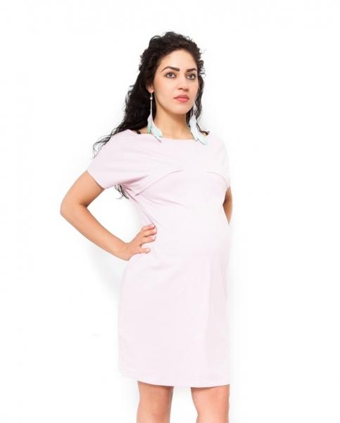 Be MaaMaa Těhotenské a kojící šaty Gizela