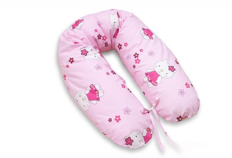 Mamo Tato Kojící polštář - relaxační poduška Multi Hello Kitty