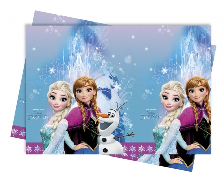 Ubrus Frozen - Ledové království 120x180 cm