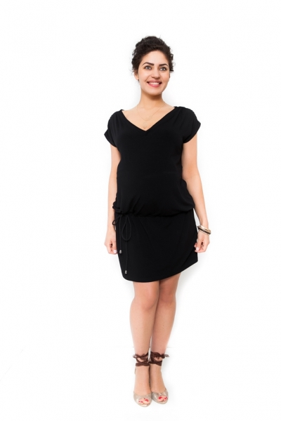 Be MaaMaa Těhotenské šaty Fabia
