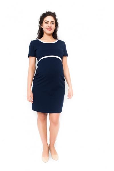 Těhotenské a kojící šaty Aldona