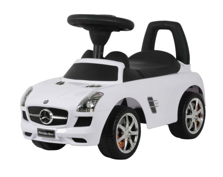 Eco toys Jezdítko, odrážedlo Mercedes-Benz  - bílé
