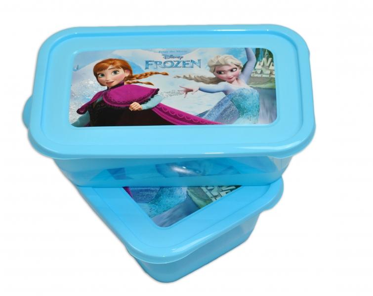 Keeeper Plastový box Frozen 3,3l - 2 ks