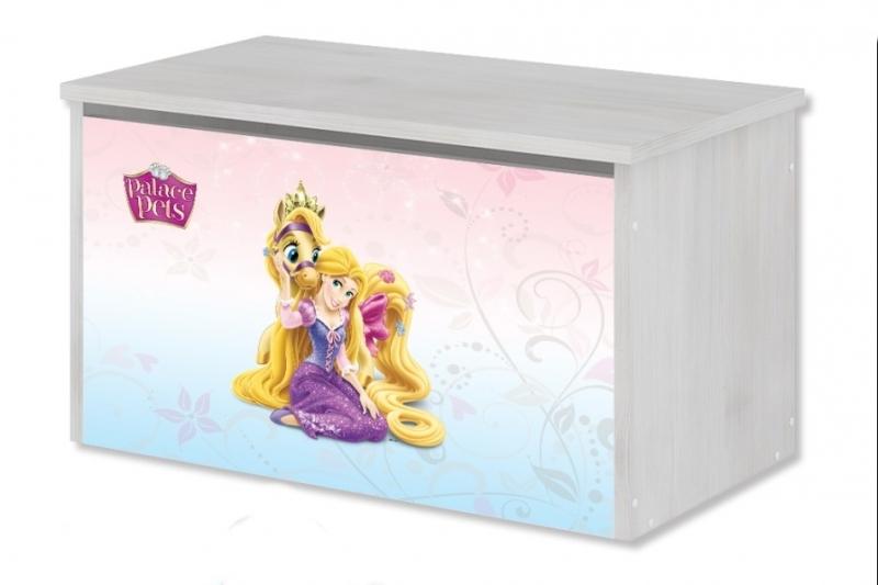BabyBoo Box na hračky, truhla Disney - Palace Pets, D19
