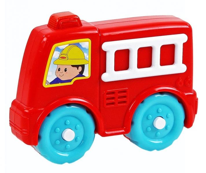 Auto požární se zvukem baby