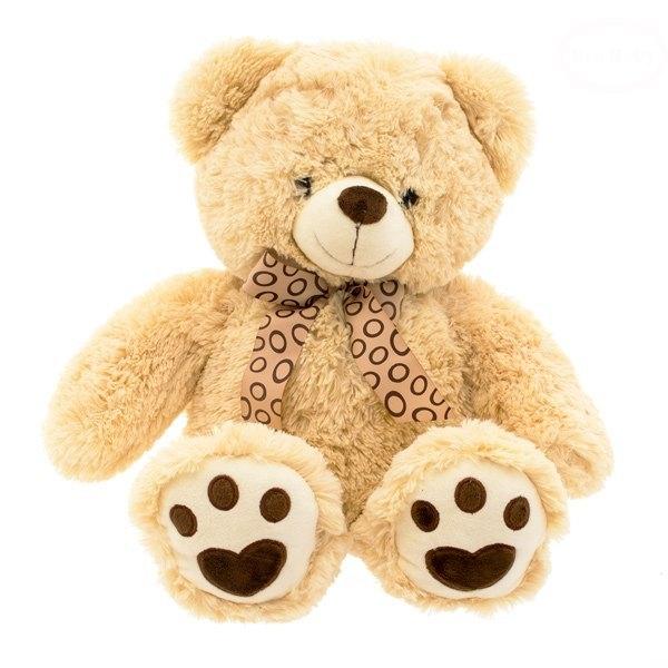 Euro Baby Plyšový medvídek 65cm - béžový