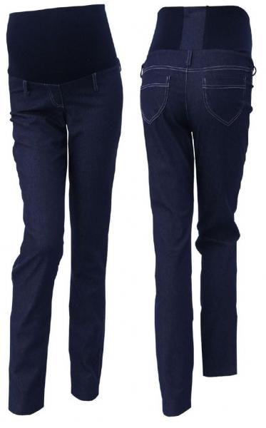 Těhotenské jeans - letní ZAN - jeans