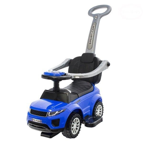 Euro Baby Odstrkovadlo,odrážedlo, jezdítko AUTO  - modré