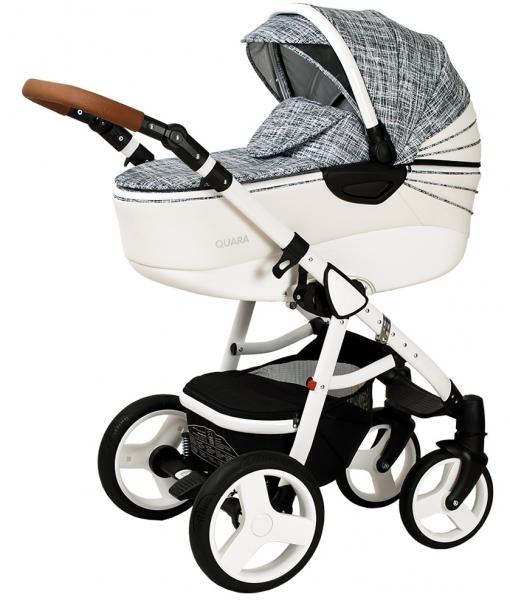 Kočárek Coto Baby QUARA - PRINT ECO
