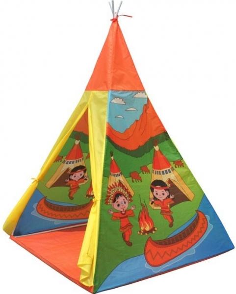 Dětský indiánský teepee 135x100x100cm